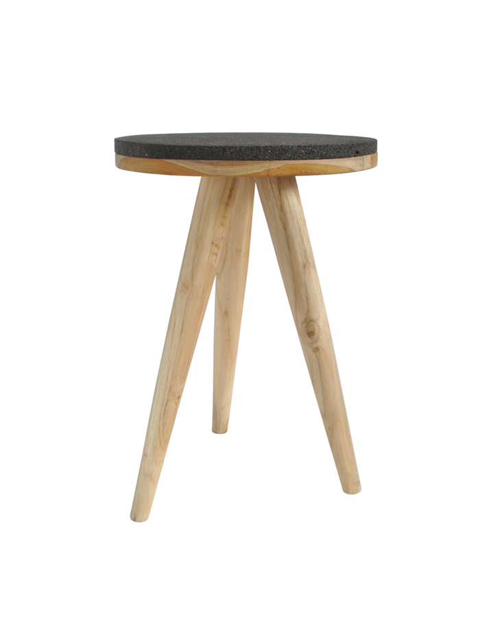SIMPLY Lava Tall Stool