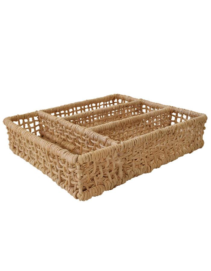 TODD Abaca Utility Basket