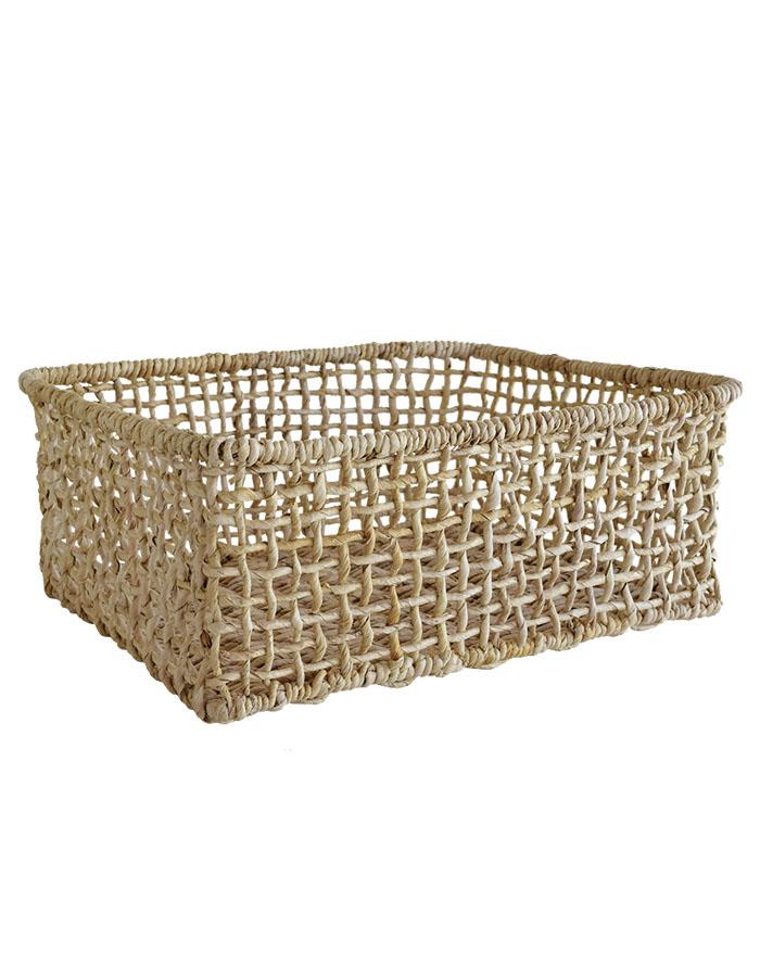 PALOMA Abaca Basket