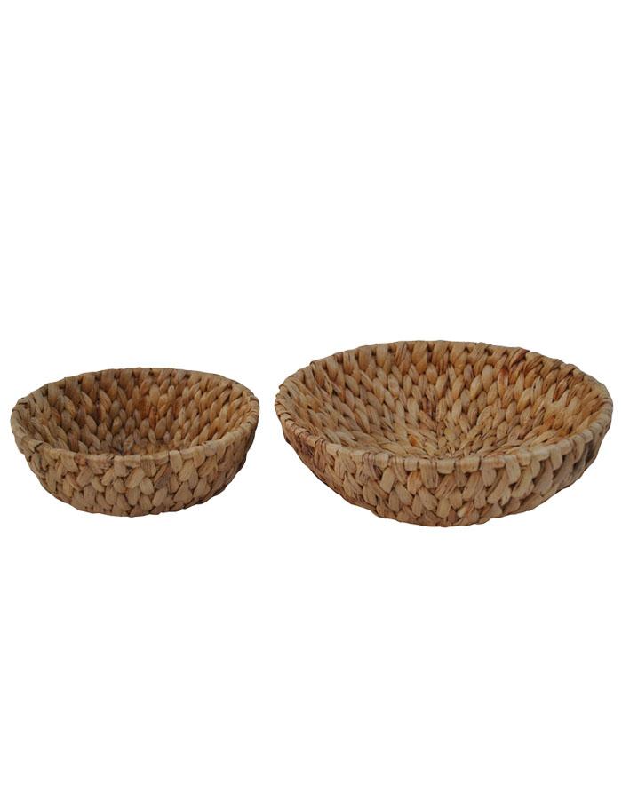 LURUS Waterhyacinth Bread Basket