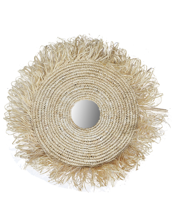 MATAHARI Crochet Gajih Mirror